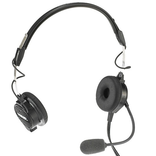 Telex 301317-002 Airman 850 FAA-TSO'd Aviation Headset (Airbus XLR-5 Connector)