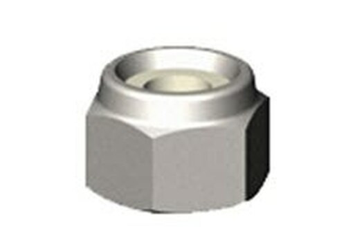 Aerospace Standard AS3486-10 Nut, Self-Locking, Extended Washer, Double Hex