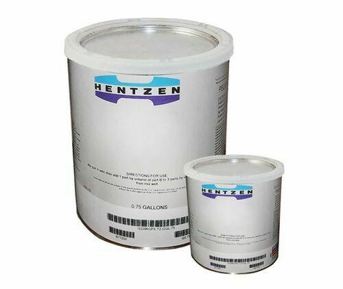Hentzen 17176KEP/16709CEH AEROPRIME™ Dark Green MIL-PRF-23377K Type II Class N Spec Low IR High-Solids Chromate-Free Epoxy Primer - 1.25 Gallon Kit