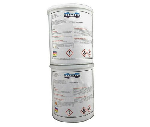 Hentzen 3174YVP-1/03175SSC Yellow MIL-C-8514C Spec Pretreatment Wash Primer - 2 Gallon Kit