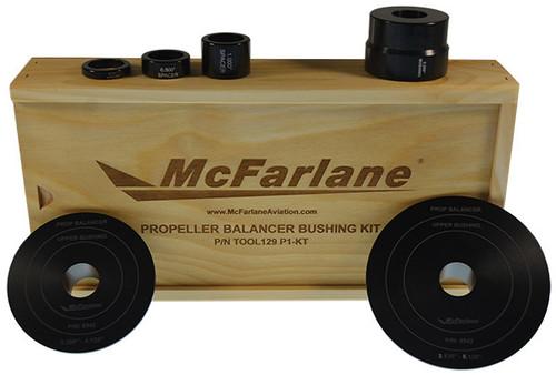 McFarlane® TOOL129-P1-KT Propeller Balancing Bushing Kit