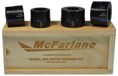 "McFarlane® TOOL129-LA-KT Large (1-5/8"" & 2"") Axle Bushing Kit"