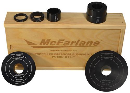 McFarlane® TOOL108-P1-KT Propeller Balancing Bushing Kit