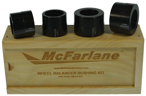 McFarlane® TOOL108-LA-KT Large Axle Wheel Balancer Bushing Kit