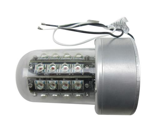 WHELEN® 01-0790520-01 Model 9052001 LED Red/White 28-Volt LED Flashing Beacon
