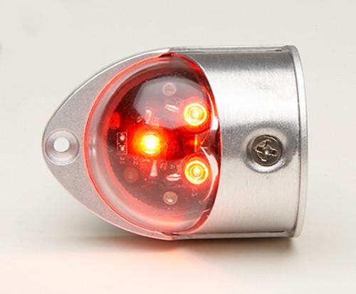 WHELEN® 01-0771379-02 Model 7137902 Red 28-Volt LED Forward Position Light