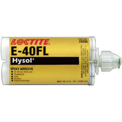 Henkel 29306 LOCTITE® EA E-40FL™ HYSOL® Epoxy Structural Adhesive - 400 mL Dual Cartridge