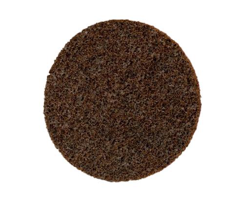 "3M™ 048011-33796 Scotch-Brite™ Roloc™ Sl-Dr Black 3"" Coarse SL Surface Conditioning Disc - 25 Discs per Carton"