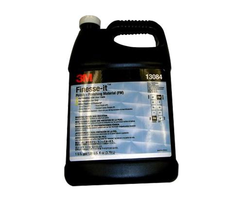 3M™ 051144-13084 Finesse-it™ White 13084 Finishing Material Gallon Bottle - 4 Bottles/Pack