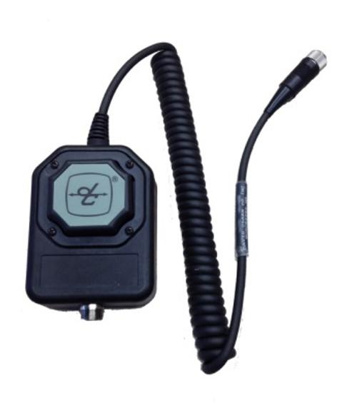 David Clark 40763G-01 Model C6035B Headset/Radio Push-to-Talk Adapter