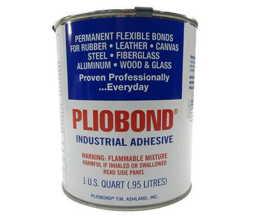 PLIOBOND® 20 Tan Industrial Adhesive - Quart Can