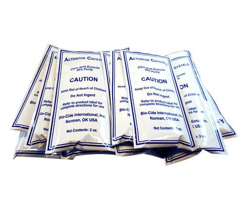Purogene® 10070 Citric Acid Activator - 2 oz Packet
