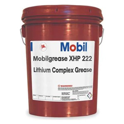 Mobilgrease™ XHP 222 Extended Service Lithium Complex Frease - 35 lb Pail