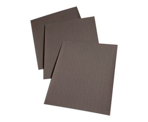 "3M™ 051144-02405 Black 211K 9"" x 11"" 220 J-weight Utility Cloth Sheet - 50 Sheet/Carton"