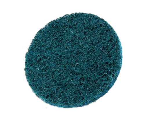"""3M™ 048011-04276 Scotch-Brite™ SC-DH Blue 2"""" Very Fine Hook & Loop Surface Conditioning Disc"""