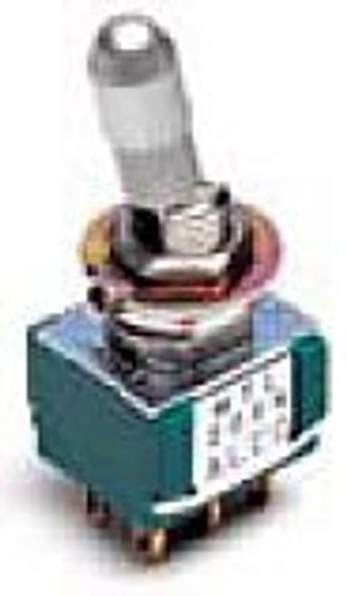TE Connectivity 315719202 3pdt Mini Bat Toggle - Switch