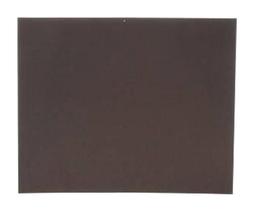"3M™ 051144-12501 211K Black 9"" X 11"" 400 Grit Utility Cloth Sheet"