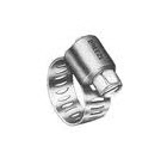 "Breeze 6510 Steel 9/16"" to 1-1/16"" Diameter Mini Clamp"