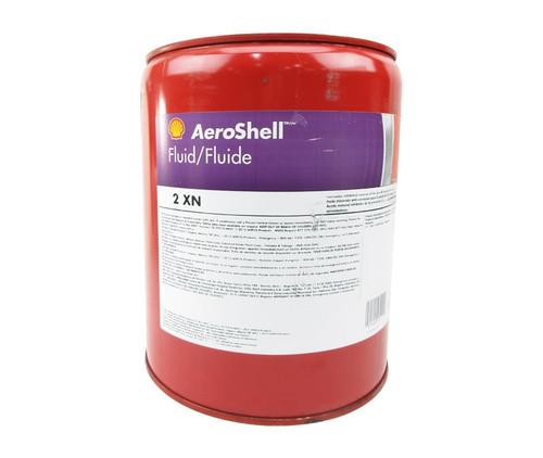 AeroShell™ Fluid 2XN Dark Brown Corrosion Preventive Oil - 5 Gallon Steel Pail