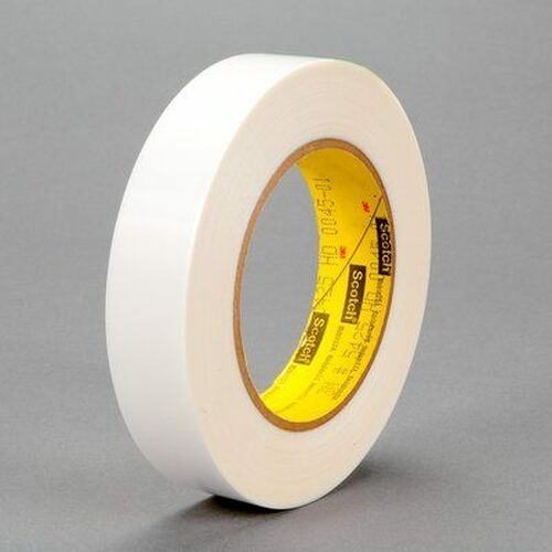 """3M™ 021200-26624 Scotch® 5425 Clear UHMW 4.5 Mil PE Film Tape - 2"""" x 36 Yard Roll"""