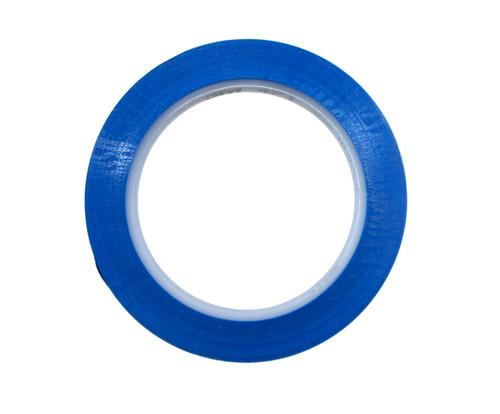 """3M™ 021200-85611 Blue 471 Vinyl 5.2 Mil Tape - 3/8"""" x 36 Yard Roll"""