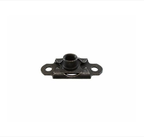 Military Standard MS21059-6 Steel Nut, Self-Locking, Plate
