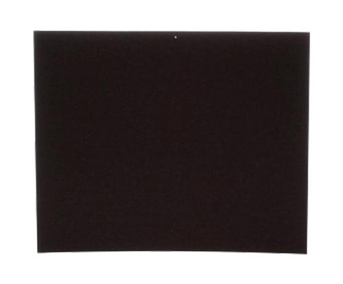 "3M™ 051144-02408 211K Black 9"" X 11"" 120 Grit Utility Cloth Sheet"