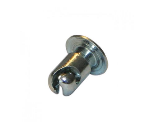 DZUS® 121J-320-Z3C Model AJ3-20 Steel Stud, Turnlock Fastener