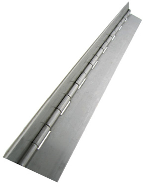 Military Standard MS20001-2-7200 Aluminum Hinge, Butt