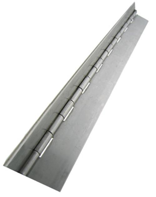 Military Standard MS20001P3-7200 Aluminum Hinge, Butt