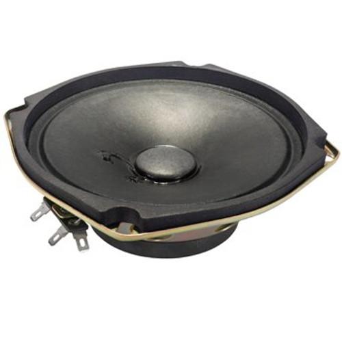 "MISCO A52FC-I Round 5-1/4"" Flame Retardant 12 Watt / 3.2 Ohm Pin Cushion Speaker"