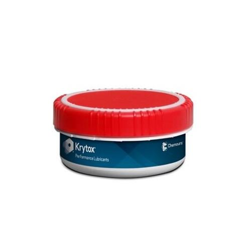 Chemours™ Krytox™ GPL 207 White PTFE Thickened Standard General-Purpose Grease - 0.5 Kg Jar