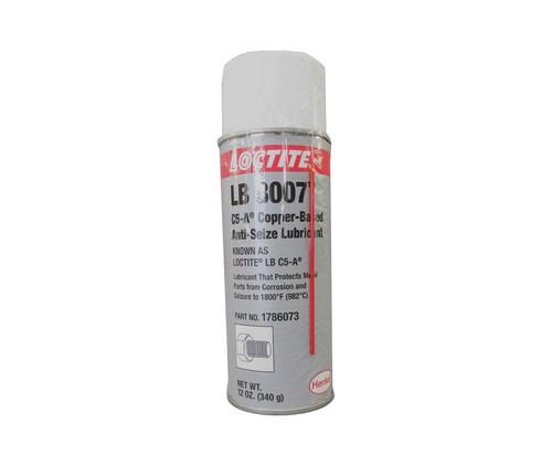 Henkel 51003 LOCTITE® LB 8007™ C5-A® Copper Based Anti-Seize Lubricant - 340 Gram (12 oz) Aerosol Can