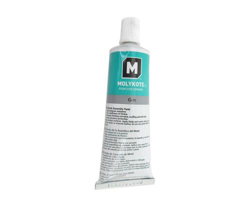 Dupont™ 2076675 MOLYKOTE® G-N Gray-Black Metal Assembly Paste - 80 Gram (2.8 oz) Tube