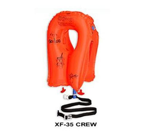 EAM Worldwide P01074-101C Orange XF-35 Crew Life Vest