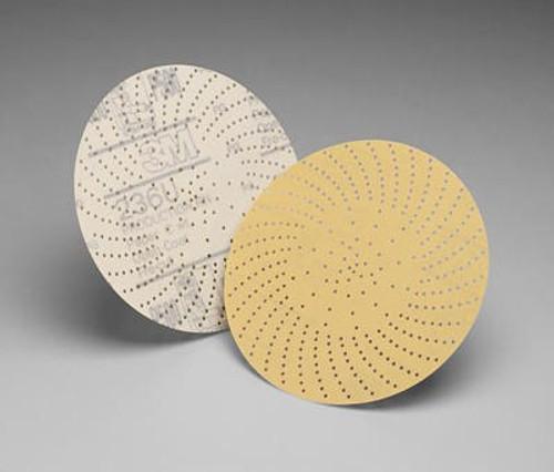 "3M 051141-55600 Hookit™ 236U 5"" C Weight 120 Grade Clean Sanding Disc"