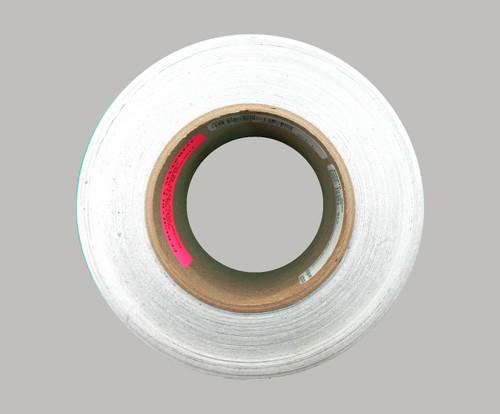 "Luminary Air Group M9910-3000 Black Matte Polyethylene Tape - 3"" x 60 Yard Roll"