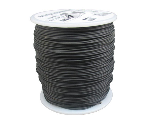 """Military Standard MS9226-04 Oxidized Inconel 0.032"""" Diameter Safety Wire -1 lb Roll"""