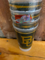 Baylor Bears Cups Set Of 4