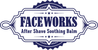 FACE WORKS  AFTER SHAVE BALM