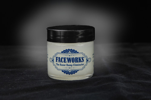 FACE WORKS AFTER SHAVE BALM & SKIN CONDITIONER