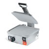 Vollrath 40791 Single Commercial Panini Press w/ Aluminum Smooth Plates, 120v