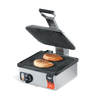 Vollrath 40790 Single Commercial Panini Press w/ Aluminum Grooved Plates, 120v