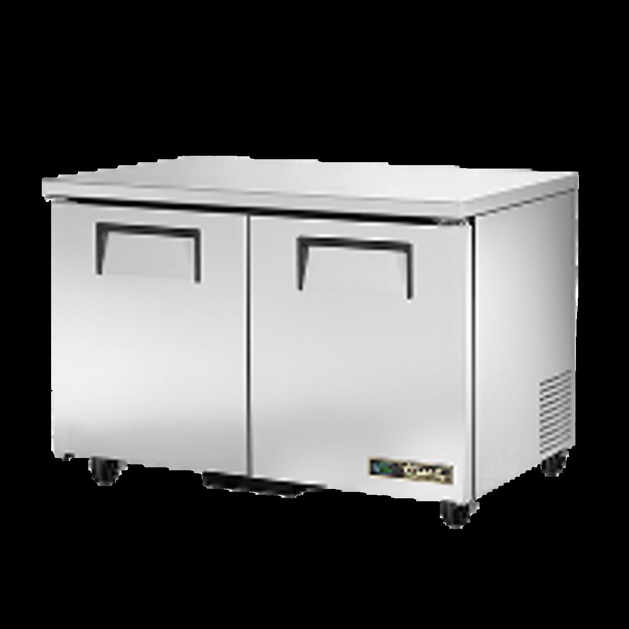 TRUETUC-48-HC 2-door Undercounter Refrigerator