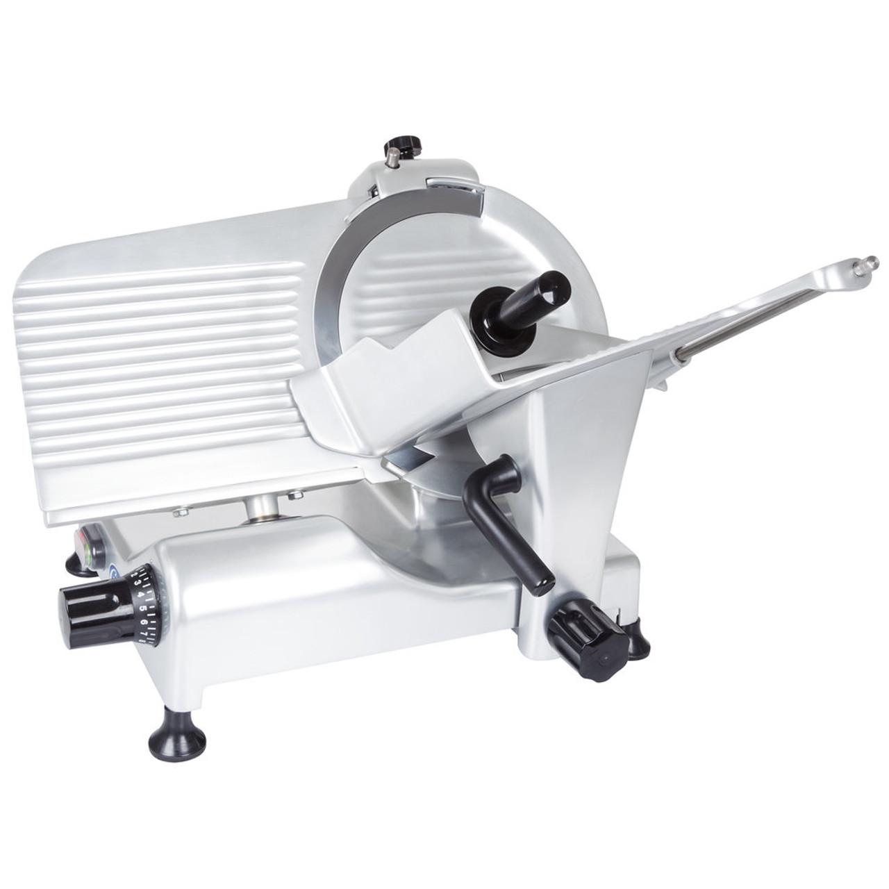 "Globe G12 12"" Manual Gravity Feed Slicer - 1/2 hp"