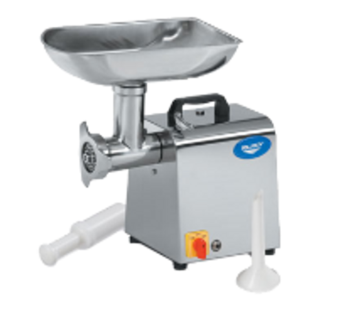 Vollrath 40743 Bench Style Meat Grinder - 264 lb Capacity, #12 Hub, Stainless 110v