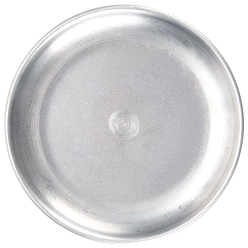 """American Metalcraft CTP16 16"""" Standard Weight Aluminum Coupe Pizza Pan"""