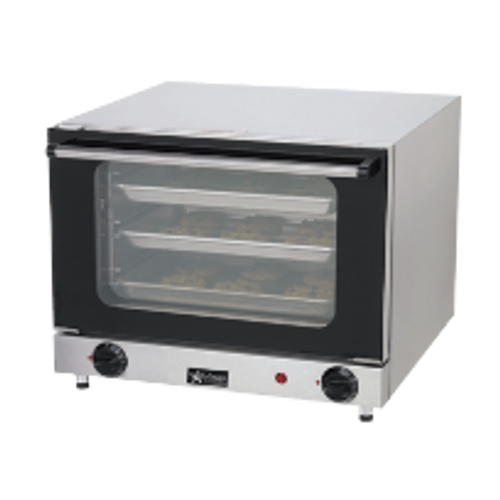 Star CCOQ-3 3 Rack Convection Oven with 3 Removable Wire Racks
