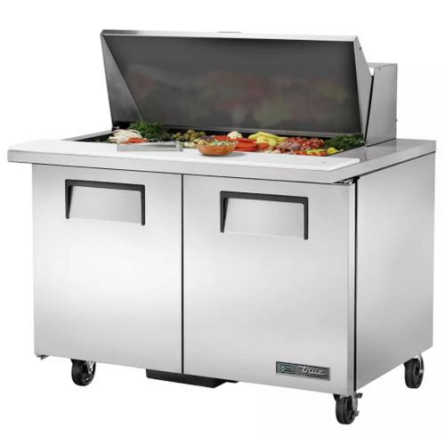 True TSSU Sandwich/Salad Prep Table w/ Refrigerated Base