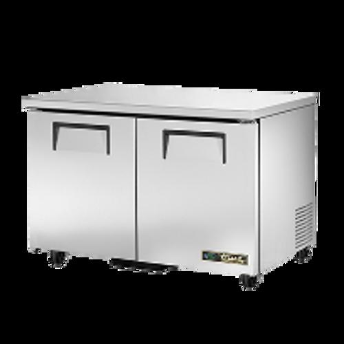 True TUC-48-HC 2-door Undercounter Refrigerator